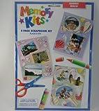 Memory Kits - Summer Beach - 8 Page Scrapbook Kit