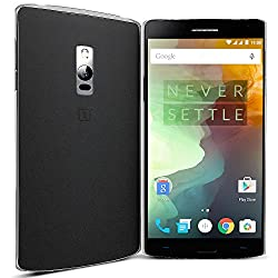 MTT® Slim Fit Case for One Plus Two - Reveal original design of One Plus Two - Protect from drops - Maximize your resale value (Transparent Grey)