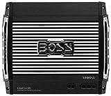 BOSS AUDIO MNX1800 Onyx 1800-Watt Monoblock, Class A/B 2-8 Ohm Stable Monoblock Amplifier with Remote Subwoofer Level Control