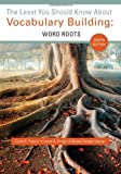 img - for The Least You Should Know about Vocabulary Building: Word Roots book / textbook / text book