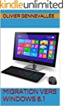 Migration vers Windows 8.1