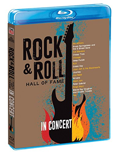 Blu-ray : The Rock And Roll Hall Of Fame: In Concert [Blu-ray] [+Peso($33.00 c/100gr)] (US.ME.17.99-3.99-B07987KGHT.1015)