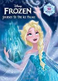 Journey to the Ice Palace (Disney Frozen) (Jumbo Coloring Book)
