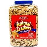 Stauffer's Original Animal Crackers - 4lb 14oz tub