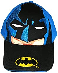 Batman Hat Youth Cap Cape Crusader