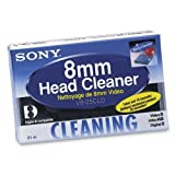 Sony V8-25CLD 8mm / Hi8 / Digital8 Camcorder Video Head Cleaning cassette