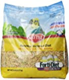 Kaytee Forti Diet Egg-Cite Food for Parakeets, 5-Pound Bag