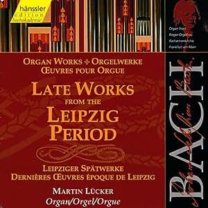 Edition Bachakademie Vol. 100 (Leipziger Spätwerke)
