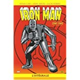 Iron Man l'Int�grale, Tome 1 : 1963-1964par Stan Lee