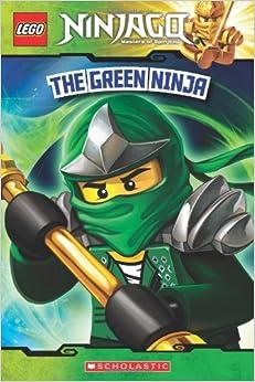Amazon.com: LEGO Ninjago: The Green Ninja (Reader #7) (9780545607988