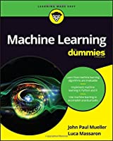 Machine Learning For Dummies Front Cover