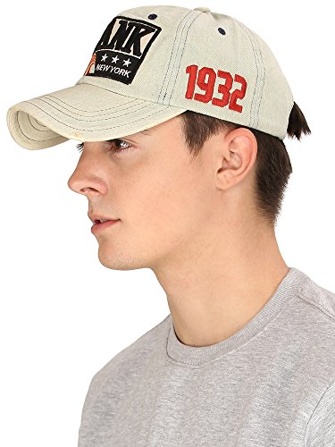 50% OFF on ILU NY Denim Caps for men and womens 6942391acf53