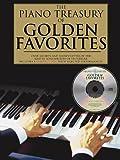 Piano Treasury Of Golden Favorites (Book & CD)