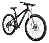 Diamondback Bicycles Women's 2015 Lux Sport Hard Tail Complete Mountain Bike, 15-Inch/Small, Blue