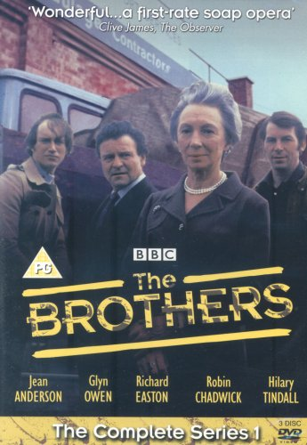 The Brothers Dvd Bbc