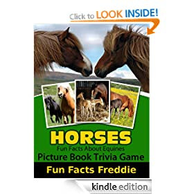 Quiz Games For Kids About Horses (Games For Kindle Fire)