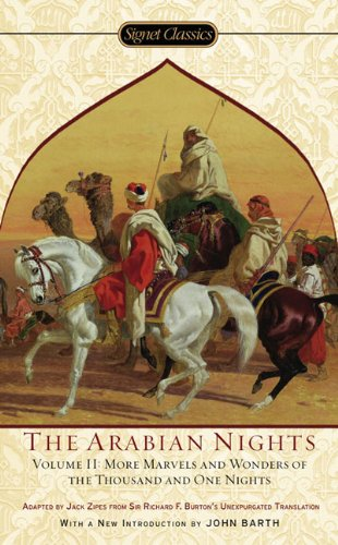 The thousand and one nights summary