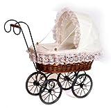 Legler Puppenwagen, Antik, Romantik