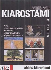 Coffret Kiarostami 7 DVD : abc africa / Au travers des oliviers / le goût de la cerise / Ten / Le vent nous emportera