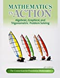 img - for Mathematics in Action: Algebraic, Graphical, and Trigonometric Problem Solving plus MyMathLab/MyStatLab -- Access Card Package (4th Edition) book / textbook / text book