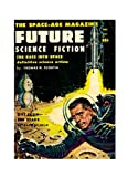 img - for Future Science Fiction December 1958 (The Space Age Magazine, No.40) book / textbook / text book
