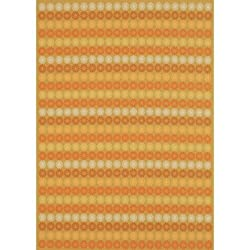 Sunstripe Cinnamon Rug Size: 6'4&quot; x 8'7&quot;