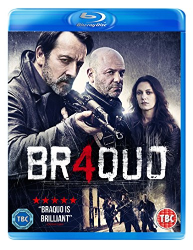 Braquo: The Complete Season Four [Blu-ray]