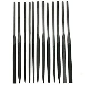 Needle Files Wire Wrapping, Set of 12