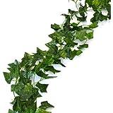 192 Feet - 24 English Ivy Silk Greenery Wedding Party Garlands