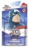 Disney Infinity 2.0: Captain America (Figure)