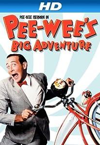 Pee-wees Big Adventure Hd