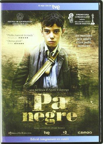 Pa Negre (Edición Integramente en Catalán) [DVD]