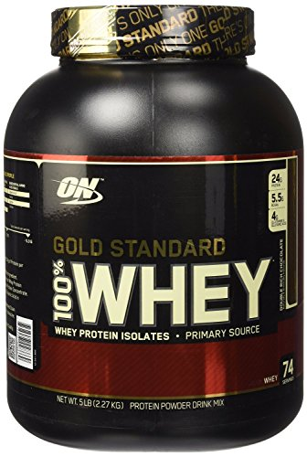 100% Whey Protein 5LBS(2.2KG)  ON (Optimum nutrition) USA Imported 100% original