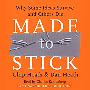 Made to Stick Audiobook