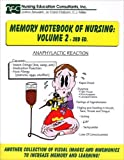img - for Memory Notebook of Nursing, Vol. 2 book / textbook / text book