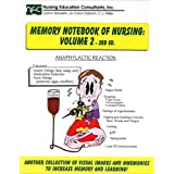 Memory Notebook of Nursing, Vol. 2 ~ Joann Graham Zerwekh