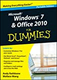 Microsoft Office 2010 for dummies book and dvd Andy Rathbone & Wallace Wang