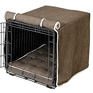Driftwood Luxury Dog Crate Mattress from Bowsers Pet Supplies