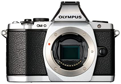 Olympus OMD EM-5 Camera (Only Body)
