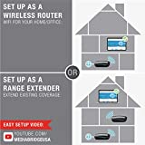 WiFi Range Extender & Wireless Router Combo (300 Mbps) by Medialink - With Easy YouTube Setup Video (Part# MWNWAPR300N )