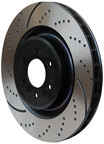 EBC Brakes GD7384 3GD Series Dimpled and Slotted Sport Rotor