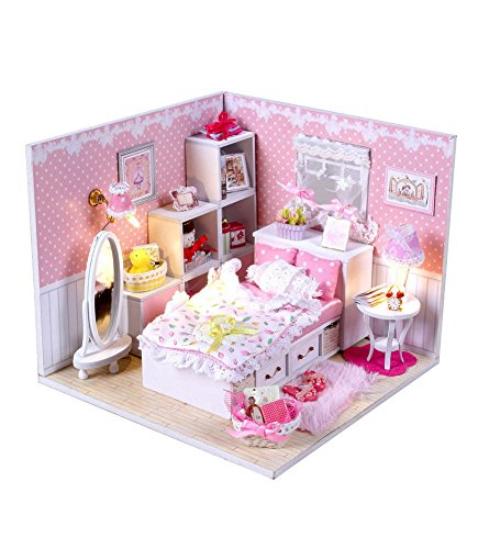 [The Angel's Room Miniature House Manual Assembly Model] (Vintage Blow Up Halloween Costumes)