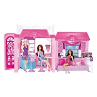 Barbie Glam Vacation House with Doll