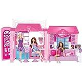 Barbie - Casa con muñeca y accesorios (Mattel Y4118)