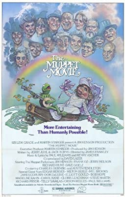 (11x17) The Muppet Movie Style b Poster