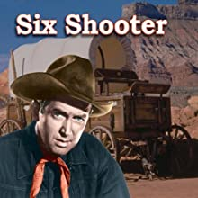The New Sheriff  by Six Shooter Narrated by James Stewart