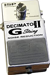 ISP Technologies Decimator G String II Noise Reduction pedal by ISP Technologies