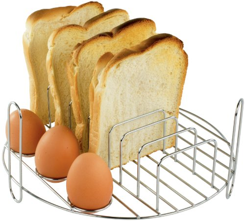 Andrew James Halogen Oven Full English Breakfast Rack For Use With A 10 or 12 Litre Halogen Oven