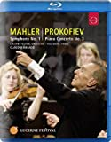 }[[:1julvAvRtBGt:sAmt3n Op.26 (Mahler: Symphony No.1, Prokofiev: Piano Concerto No.3) [AE{t] [Blu-ray]