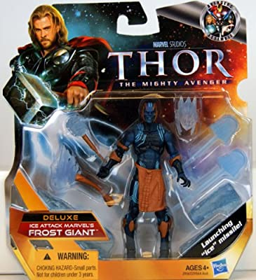 Thor Deluxe Action Figures Frost Giant 1 by Hasbro